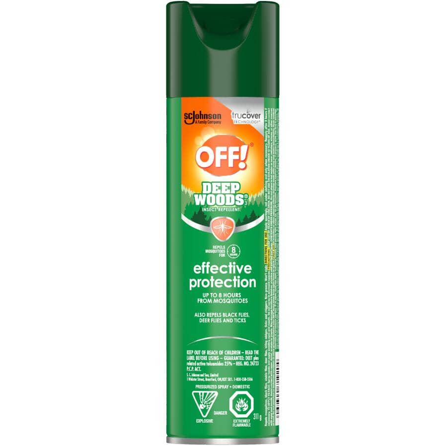 OFF:Deep Woods Insect Repellent - 311 g