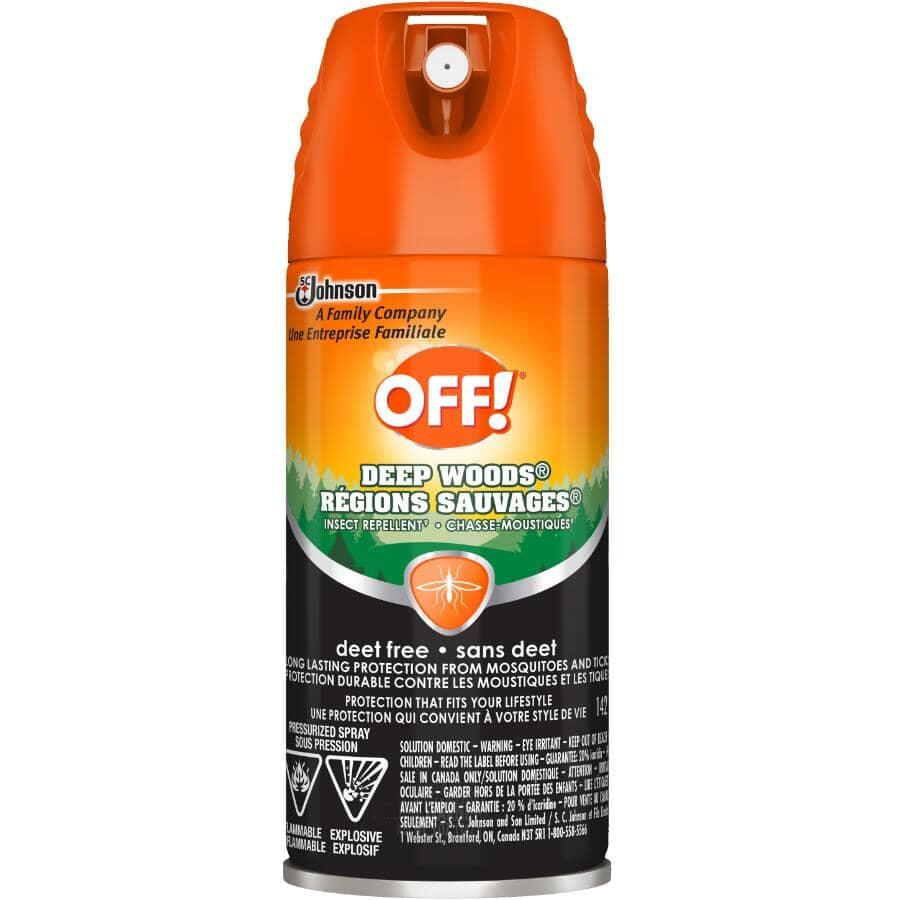 OFF:Deep Woods Deet Free Insect Repellent - 142 g
