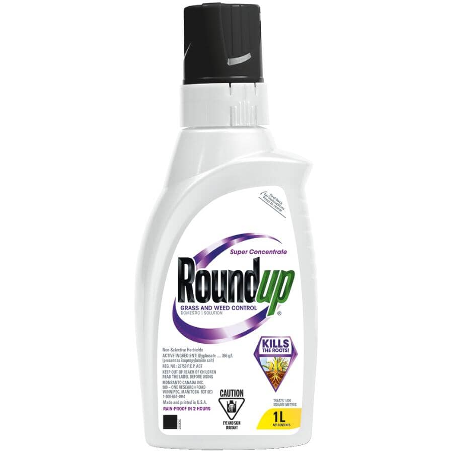 SCOTTS:1L Super Concentrated Grass and Weed Control Herbicide
