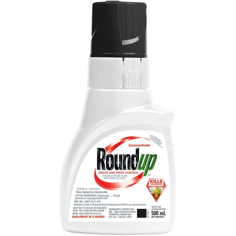 SCOTTS:500mL Concentrated Grass and Weed Control Herbicide