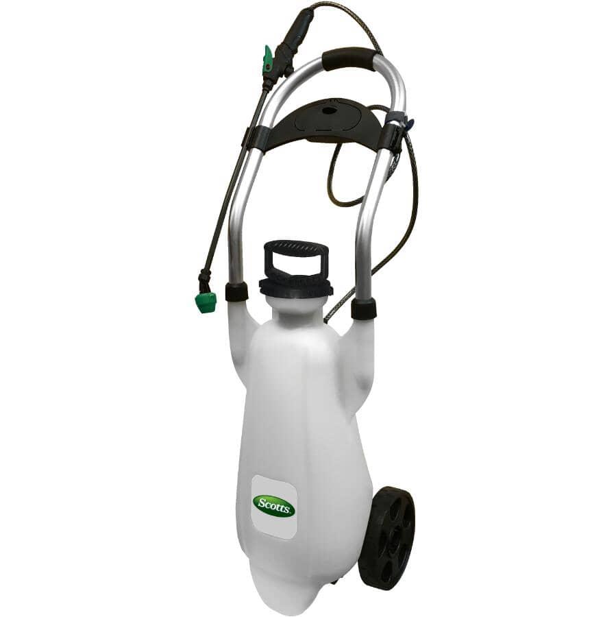 ROUNDUP:3Gal Wheeled Handy Cart Sprayer
