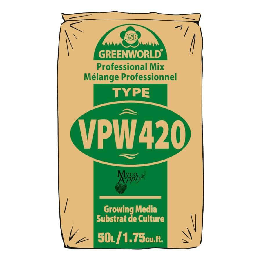 ASB GREENWORLD:50L VPW420 Professional Planter Potting Soil Mix