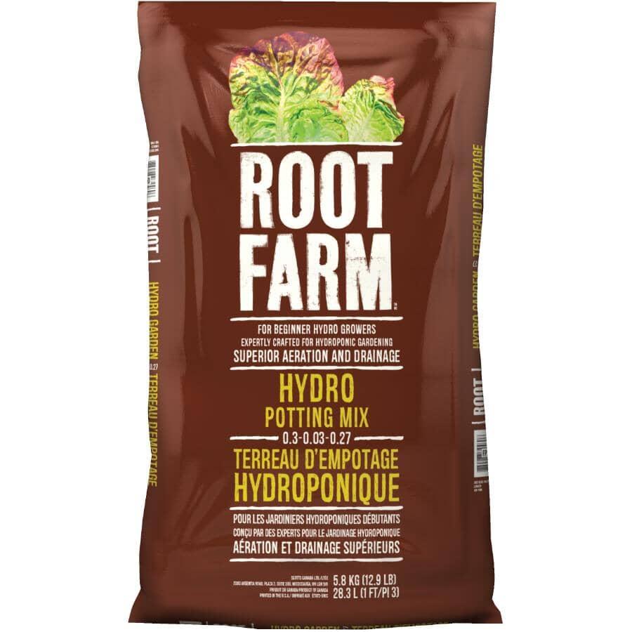ROOT FARM:28.3L Hydroponic Mixing Potting Soil