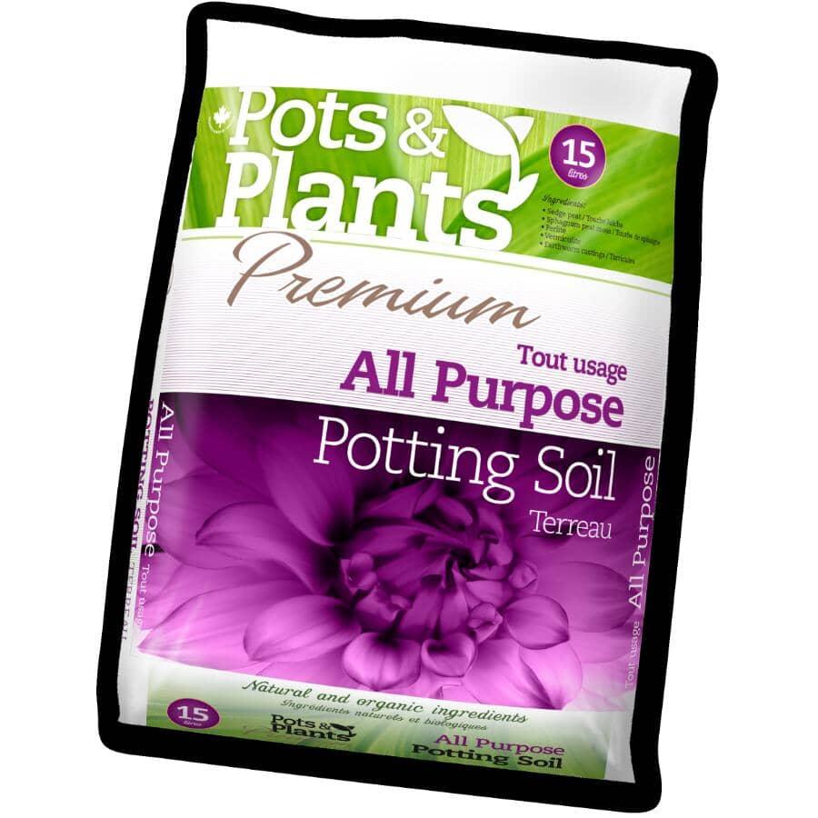 ALTWIN:15L Pots and Plants Potting Soil