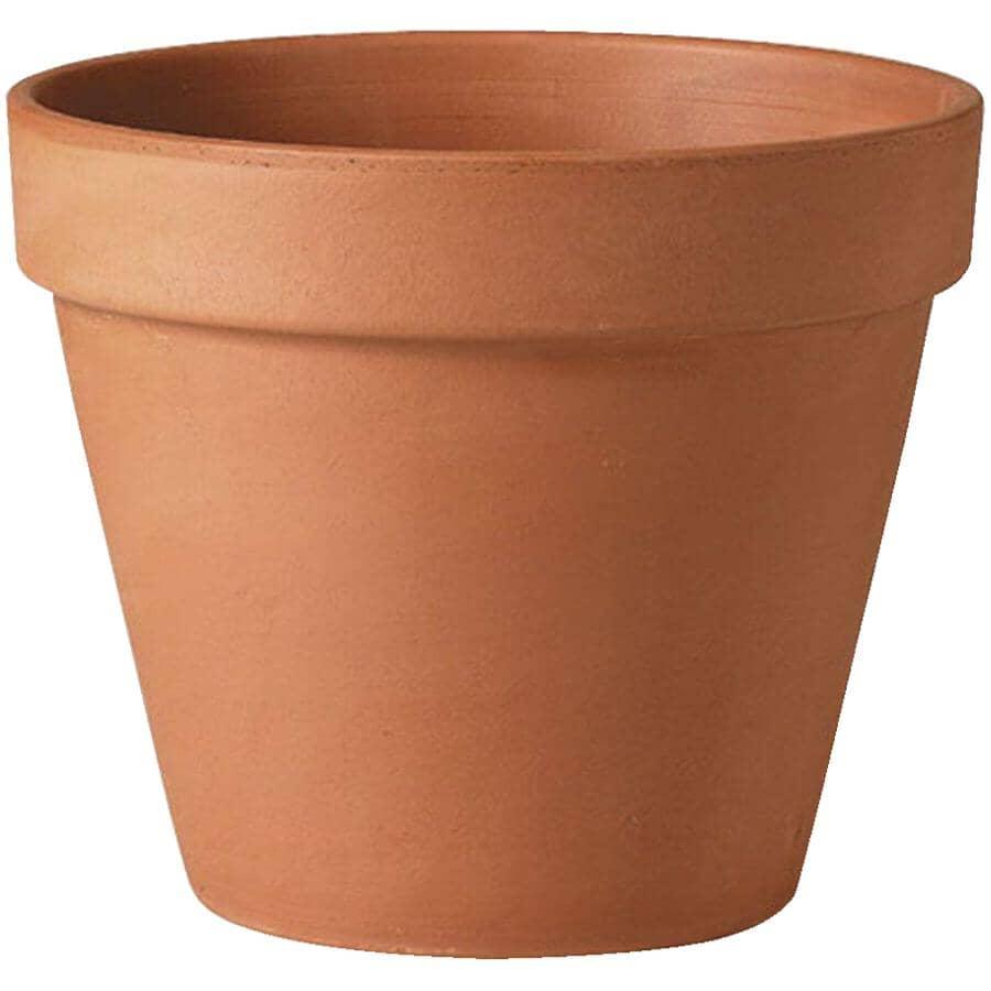 "HOFLAND:1.5"" Standard Clay Planter"