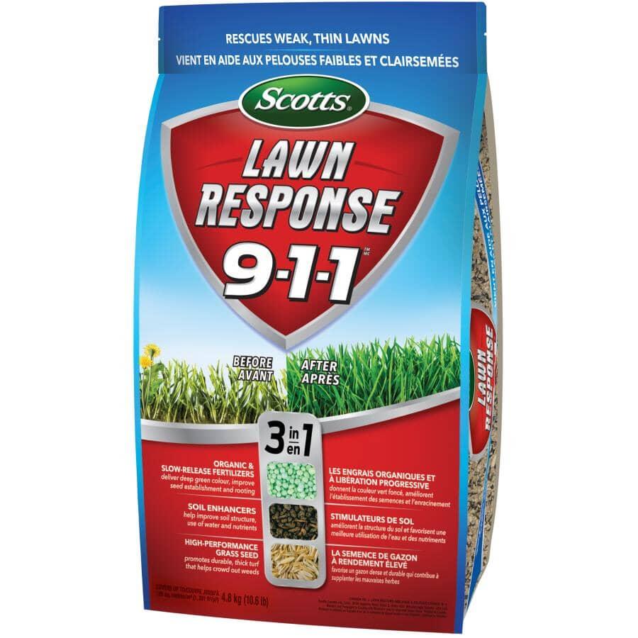 SCOTTS:4.8kg Lawn Response 911