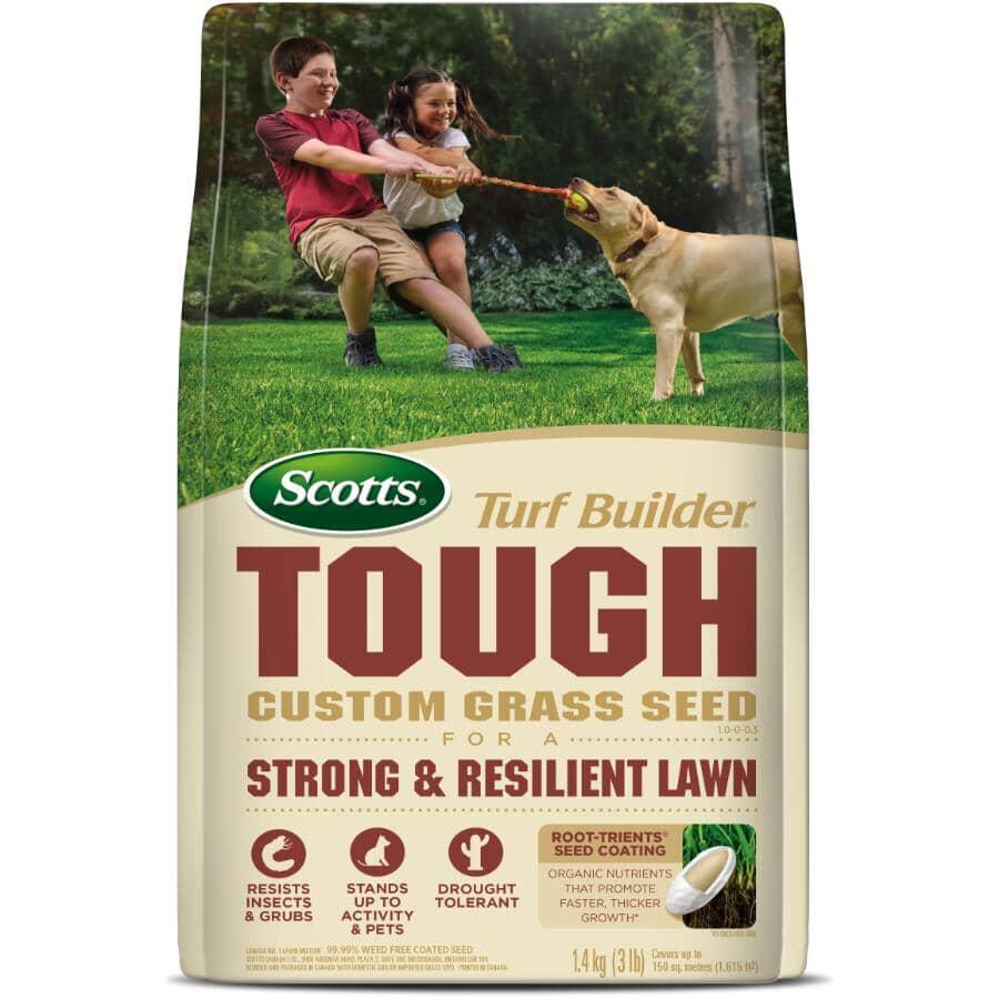 SCOTTS:1.4kg Turf Builder Tough Grass Seed