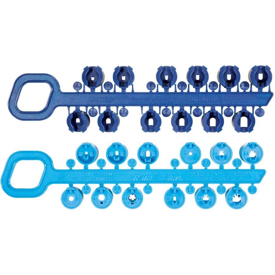 RAINBIRD:Paquet de 24 ensembles de rechange pour tête d'arrosoir