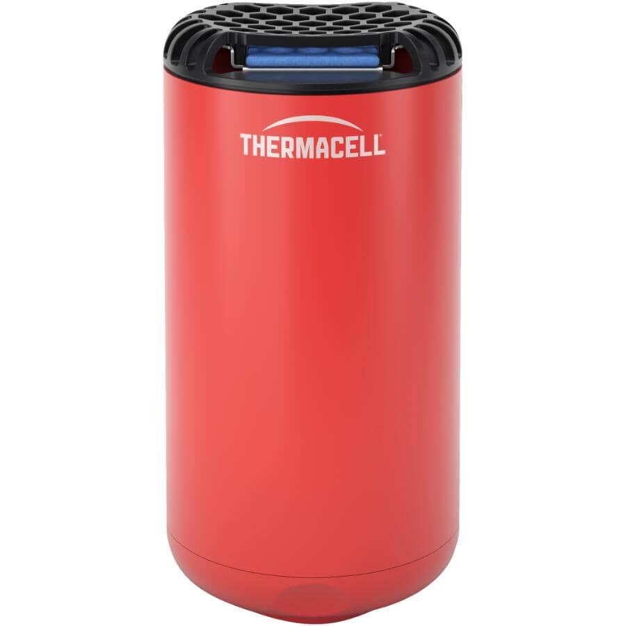 THERMACELL:Écran répulsif de terrasse pour moustiques, rouge