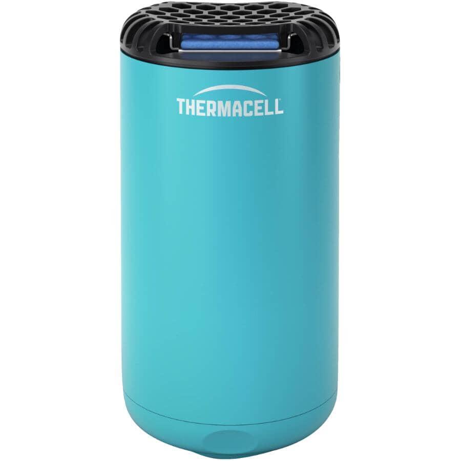 THERMACELL:Écran répulsif de terrasse pour moustiques, bleu