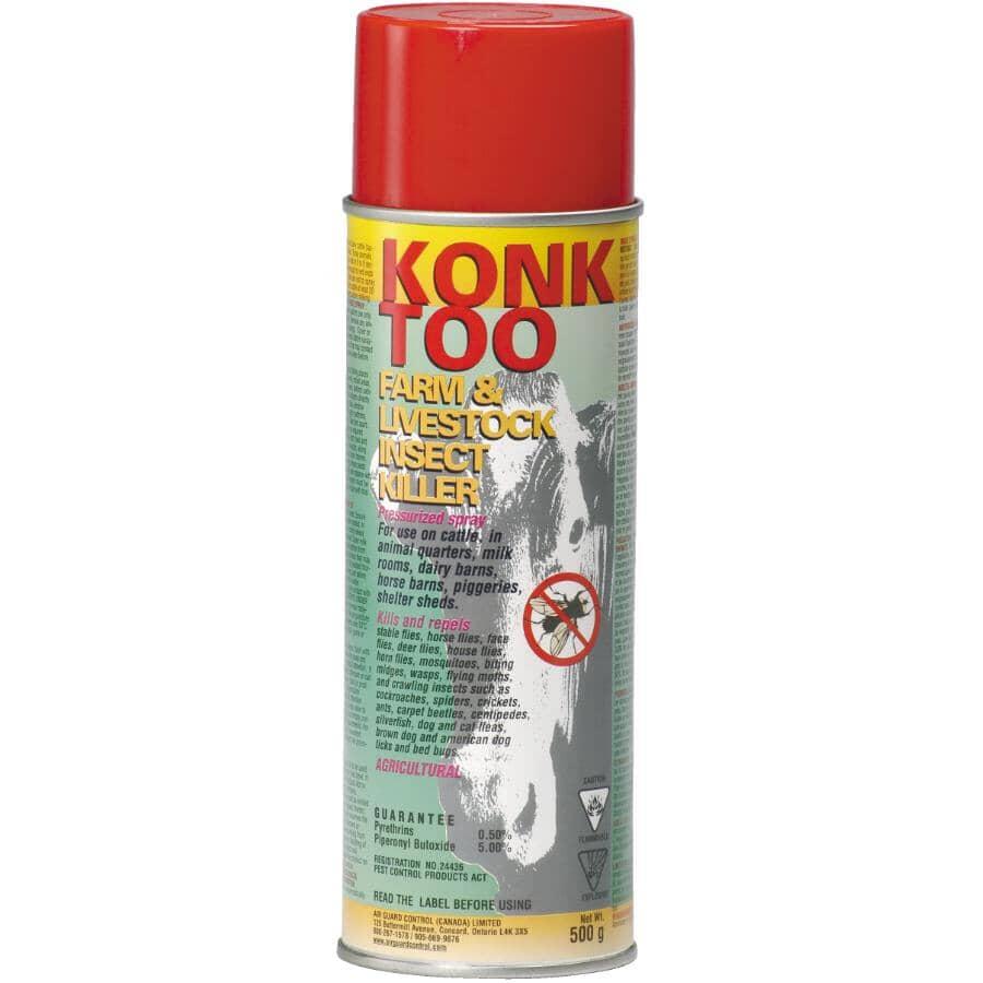 KONK:TOO Farm & Livestock Insect Killer - 500 g