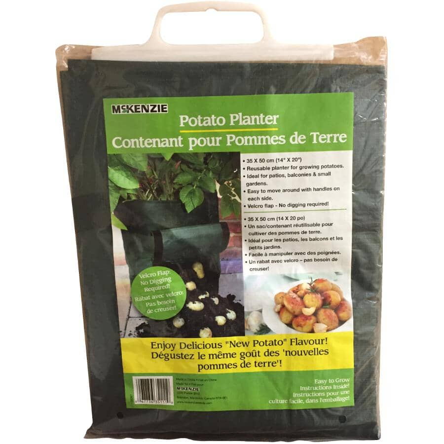 MCKENZIE:Reusable Potato Planting Bag