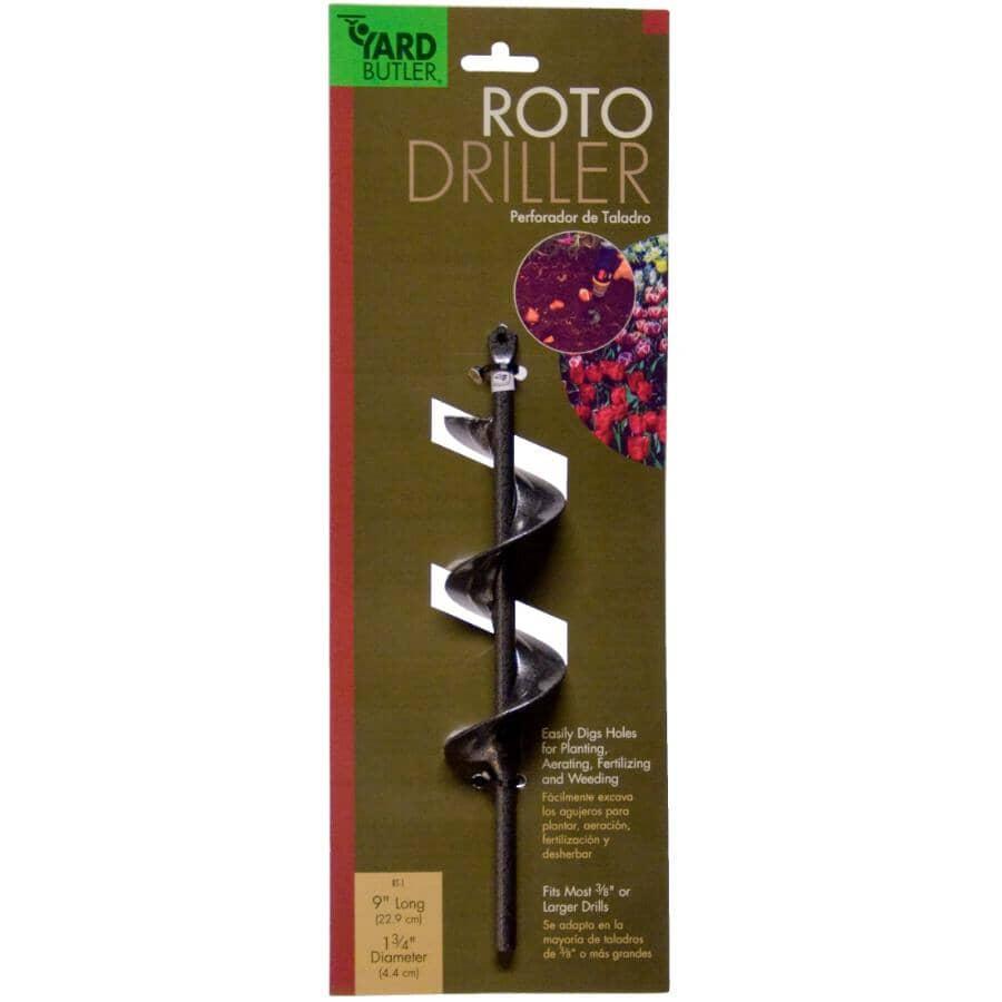 YARD BUTLER:Bulb Roto Driller