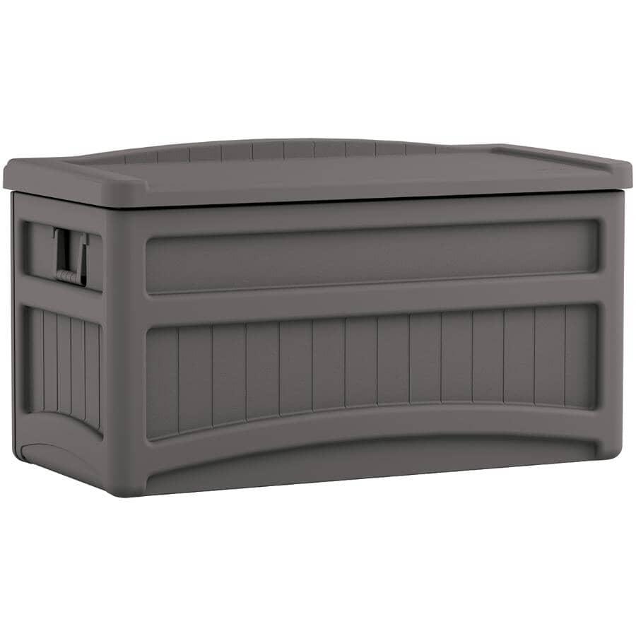 SUNCAST:7.5 Cu. Ft Resin Storage Deck Box