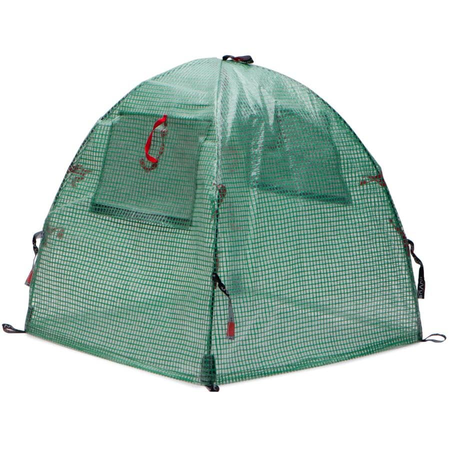 """NUVUE:22"""" x 22"""" Mini Greenhouse, with Frame"""