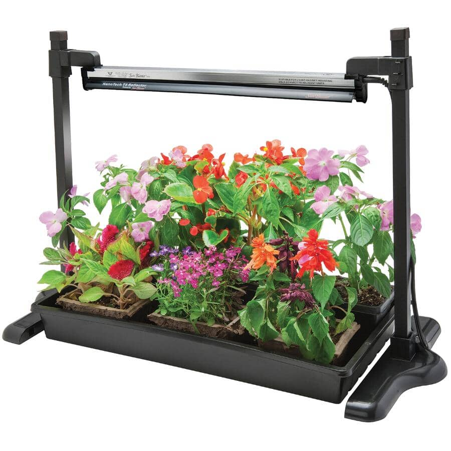 MARK'S CHOICE:Mini Greenhouse Kit, with Universal T5 Stand