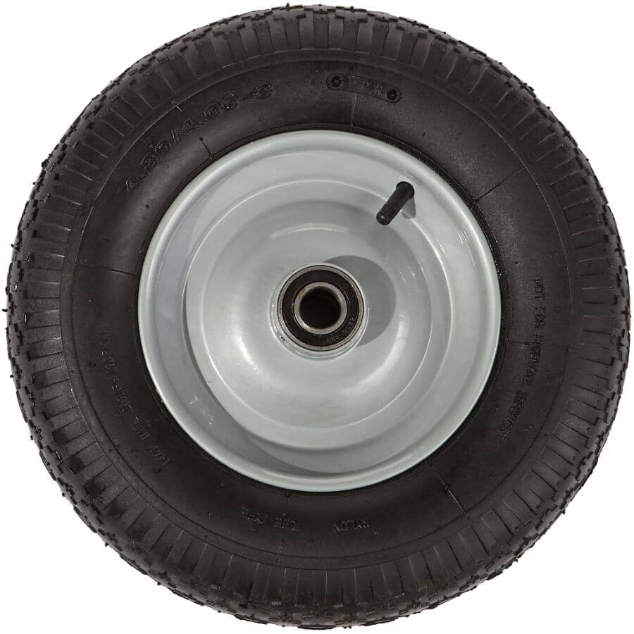 ERIE:Replacement Wheel, with Pneumatic Tire