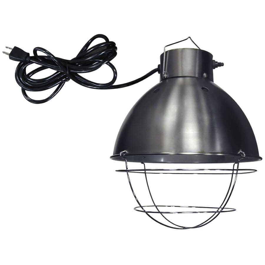 CANARM:3-Way Brooder Lamp Holder