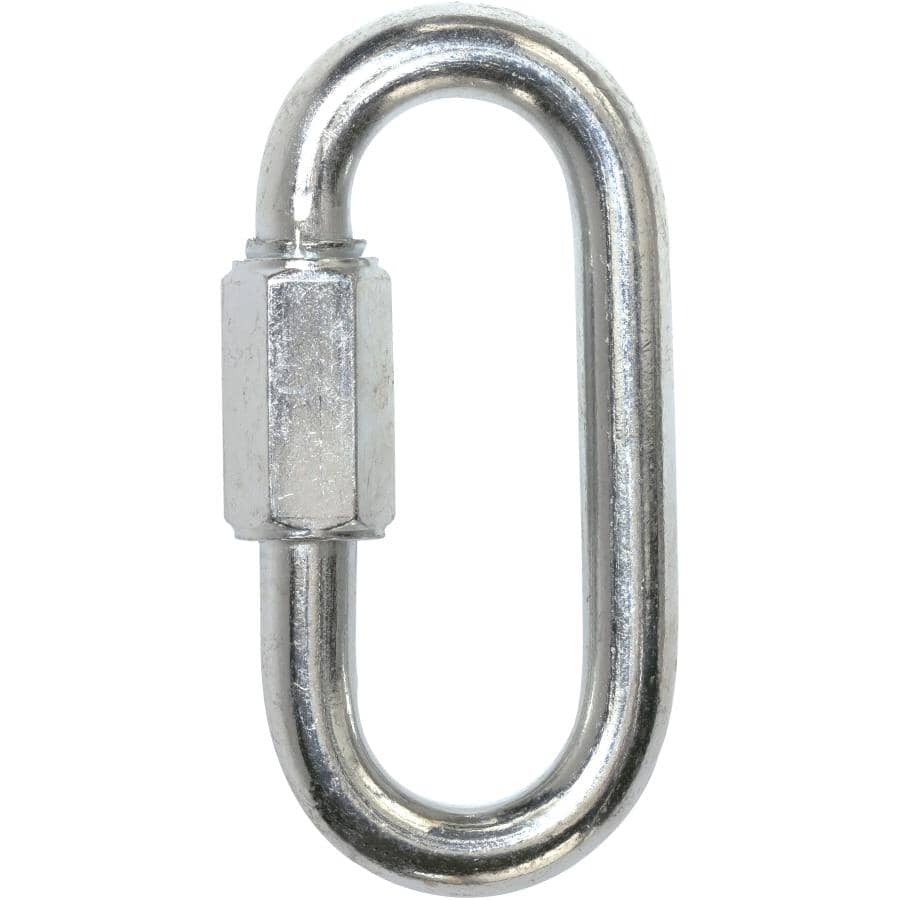 """KINGCHAIN:1/8"""" Quick Link - Zinc"""
