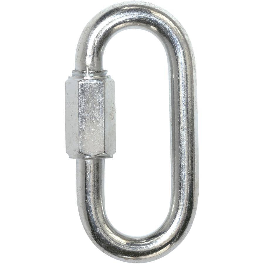 """KINGCHAIN:3/16"""" Quick Link - Zinc"""