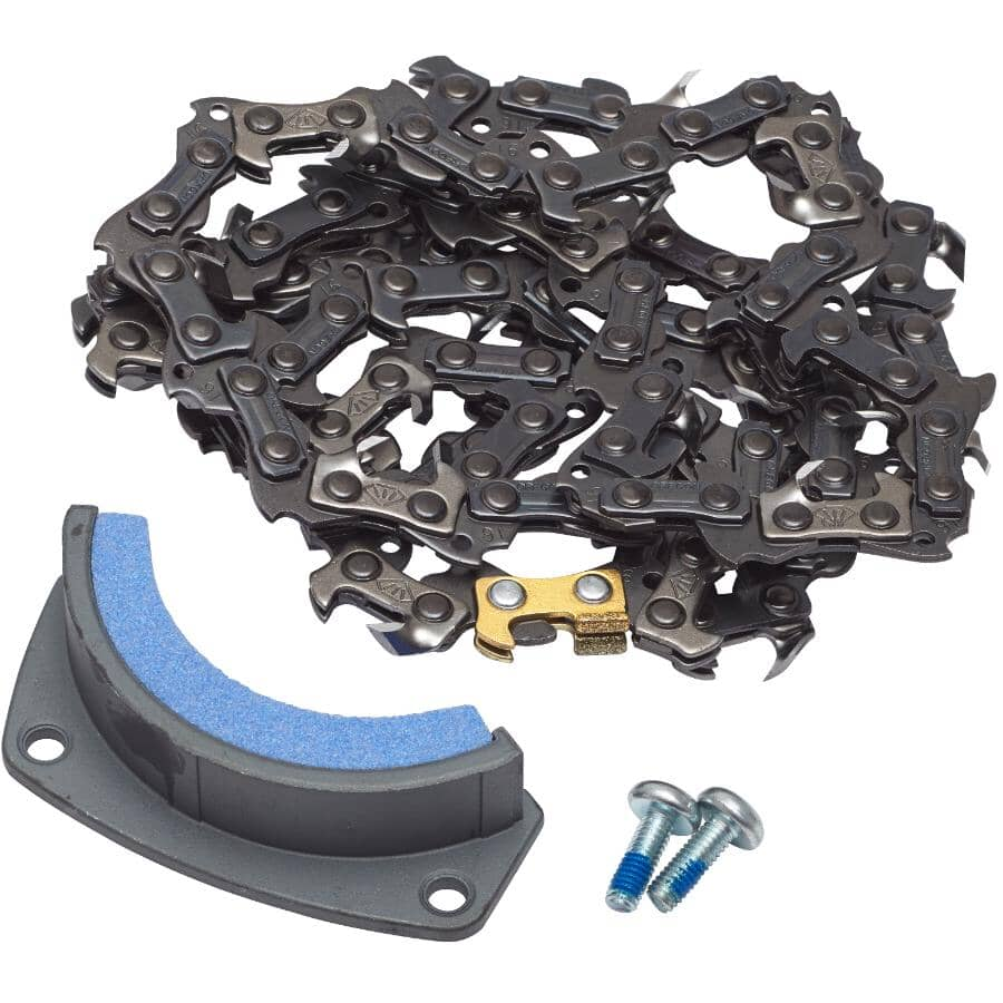 "OREGON:18"" Chain and Stone Chainsaw Sharpener Kit"