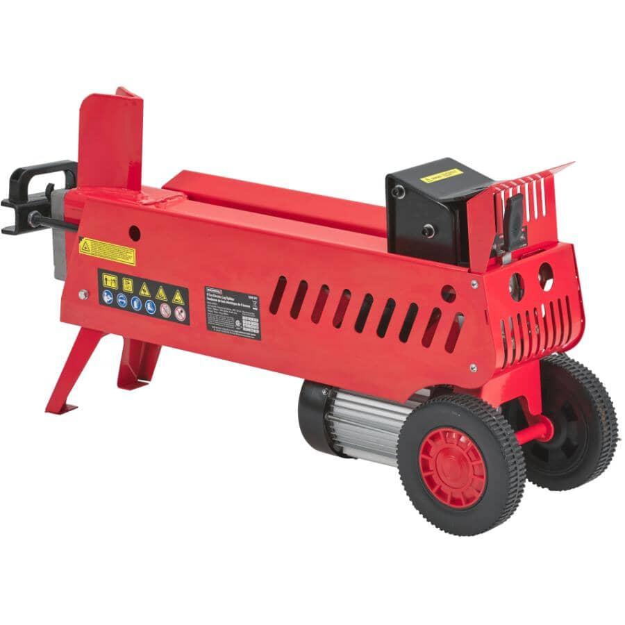 BENCHMARK:Electric Log Splitter - 9 Ton