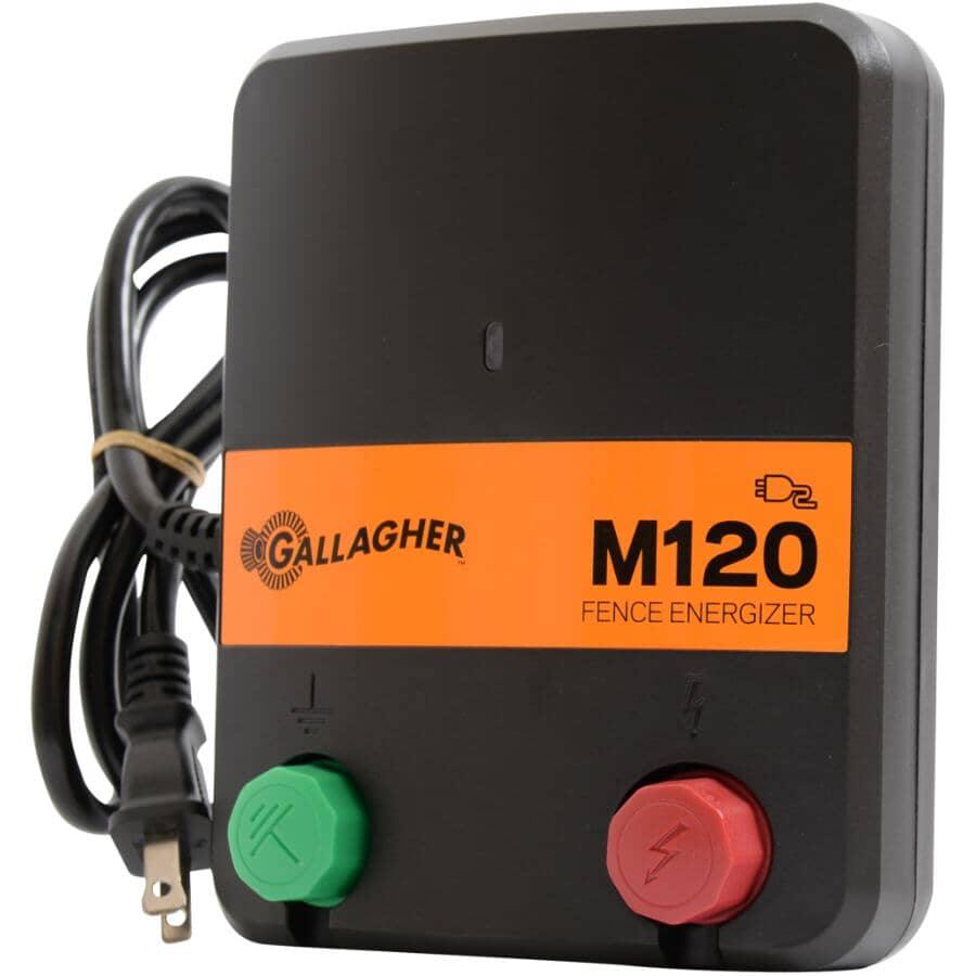 GALLAGHER:Électrificateur de clôture M120
