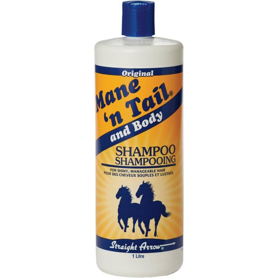 MANE 'N TAIL:Shampoing Original pour cheval, 1 L
