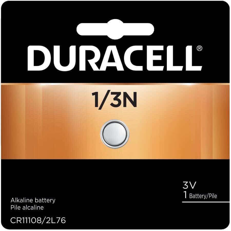 DURACELL:3.0 Volt Lithium Tape Measure Battery