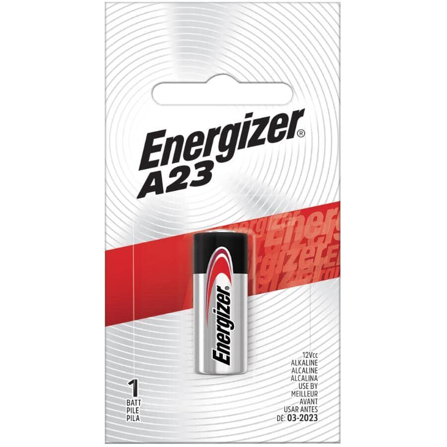 ENERGIZER:12 Volt Pager/Garage Door Opener Battery