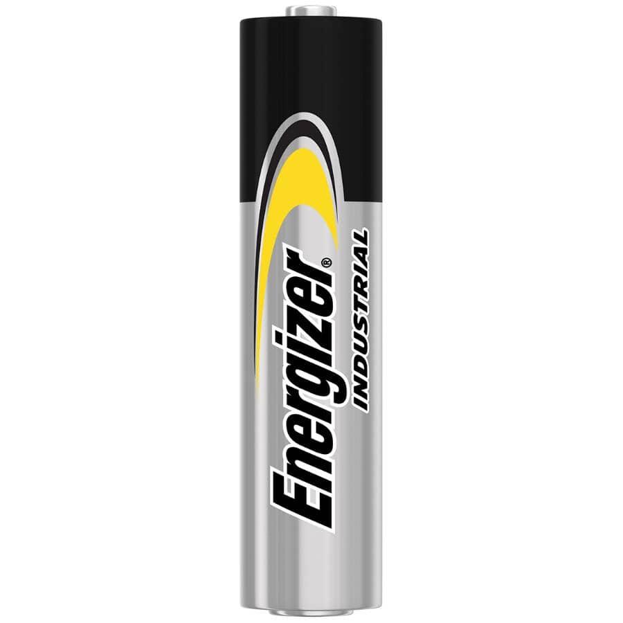 ENERGIZER:Industrial Alkaline AAA Batteries - 24 Pack