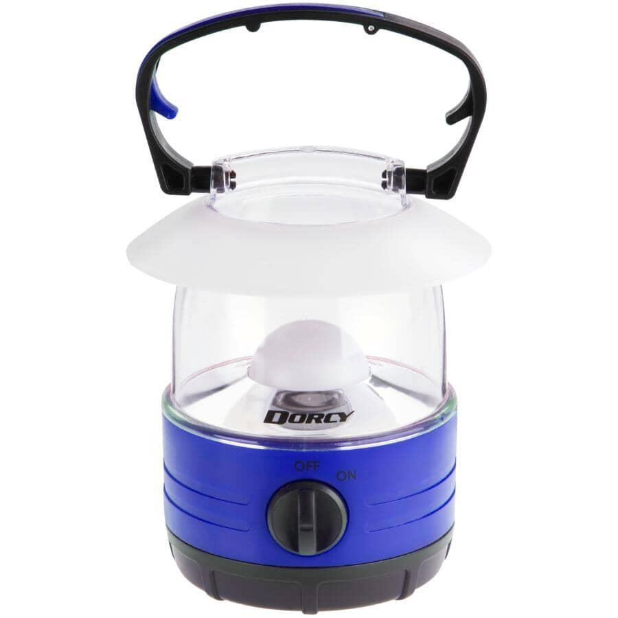 DORCY:4LED Mini Lantern, Less 4 AA Batteries, Assorted Colours