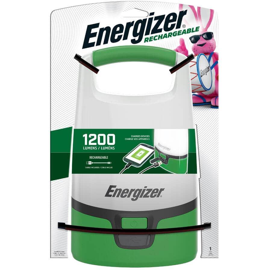 ENERGIZER:Rechargeable LED 1000 Lumens Lantern