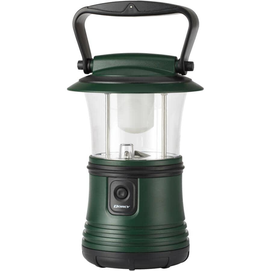 DORCY:LED 200 Lumens Lantern, less 3 D Batteries