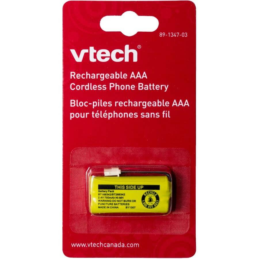V-TECH:2.4 Volt Phone Battery