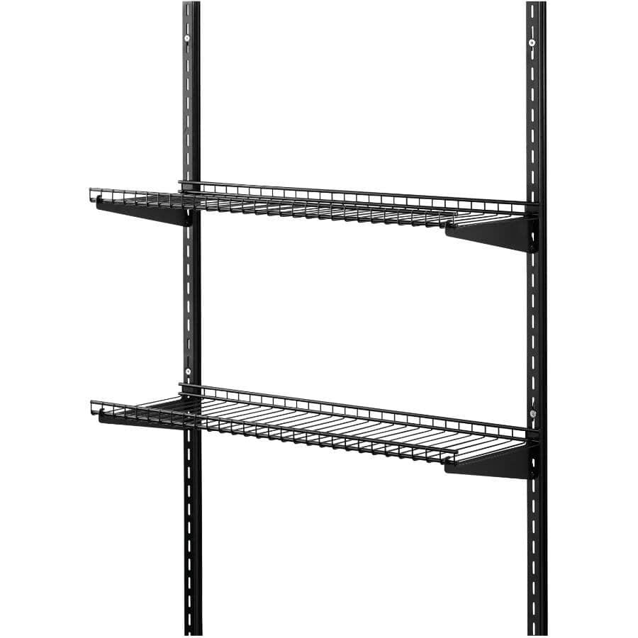 RUBBERMAID:Utility Shed Large Shelf Kit