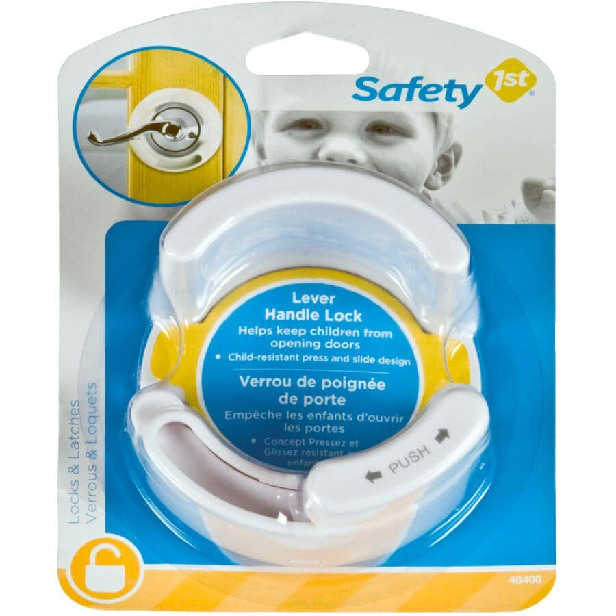 SAFETY 1ST:Lever Handle Safety Lock