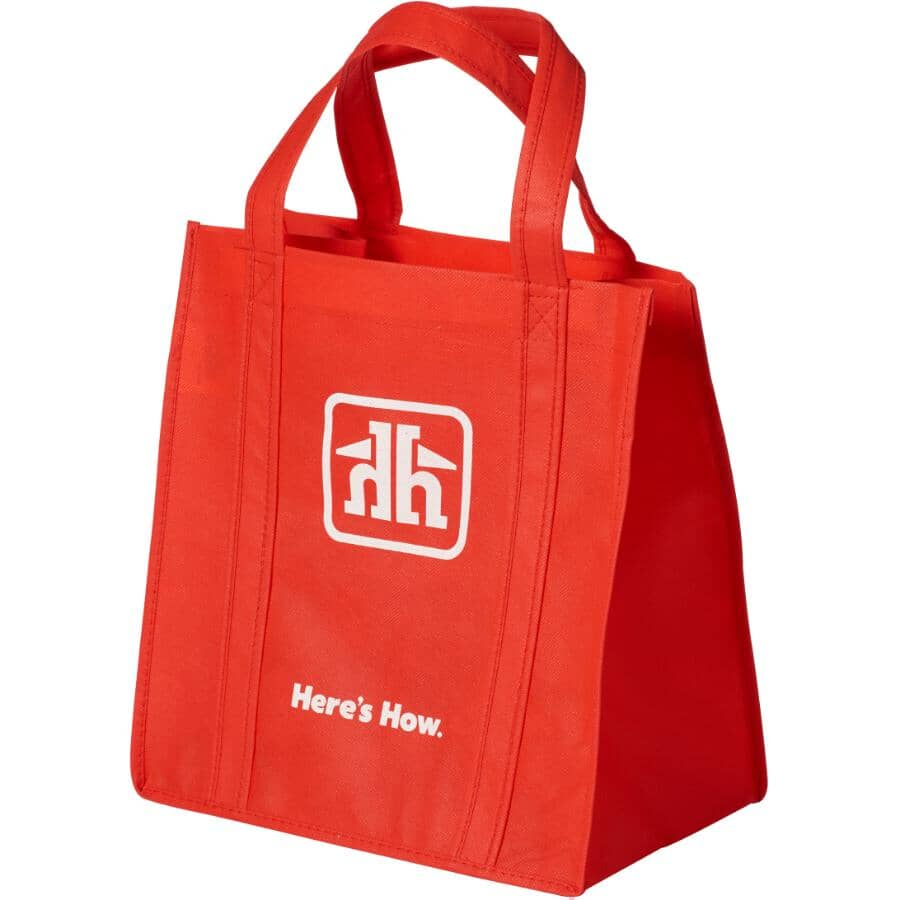 HOME:Eco Shopping Tote Bag - with Handle, Large