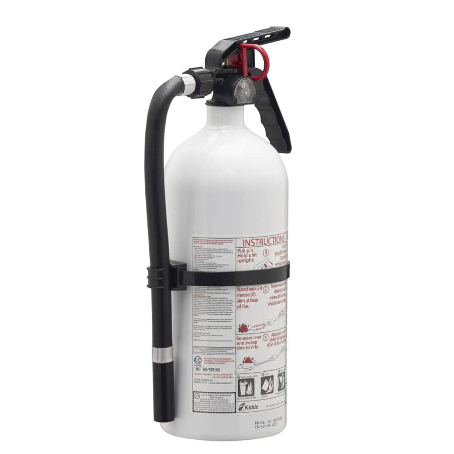 KIDDE:2A/10BC Non-Refillable Fire Extinguisher
