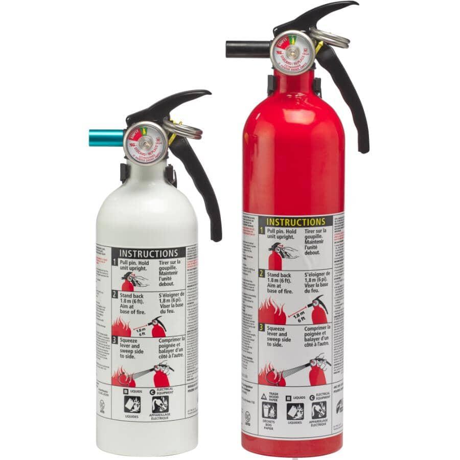 KIDDE:Paquet de 2 extincteurs d'incendie pour la cuisine et la maison