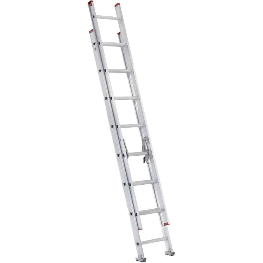 LITE:16' #3 Aluminum Extension Ladder