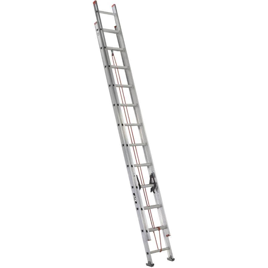 LITE:24' #3 Aluminum Extension Ladder