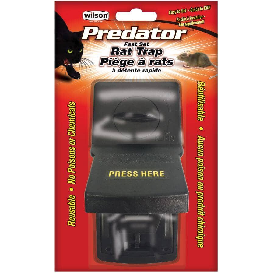 WILSON:Snap-E Predator Rat Trap