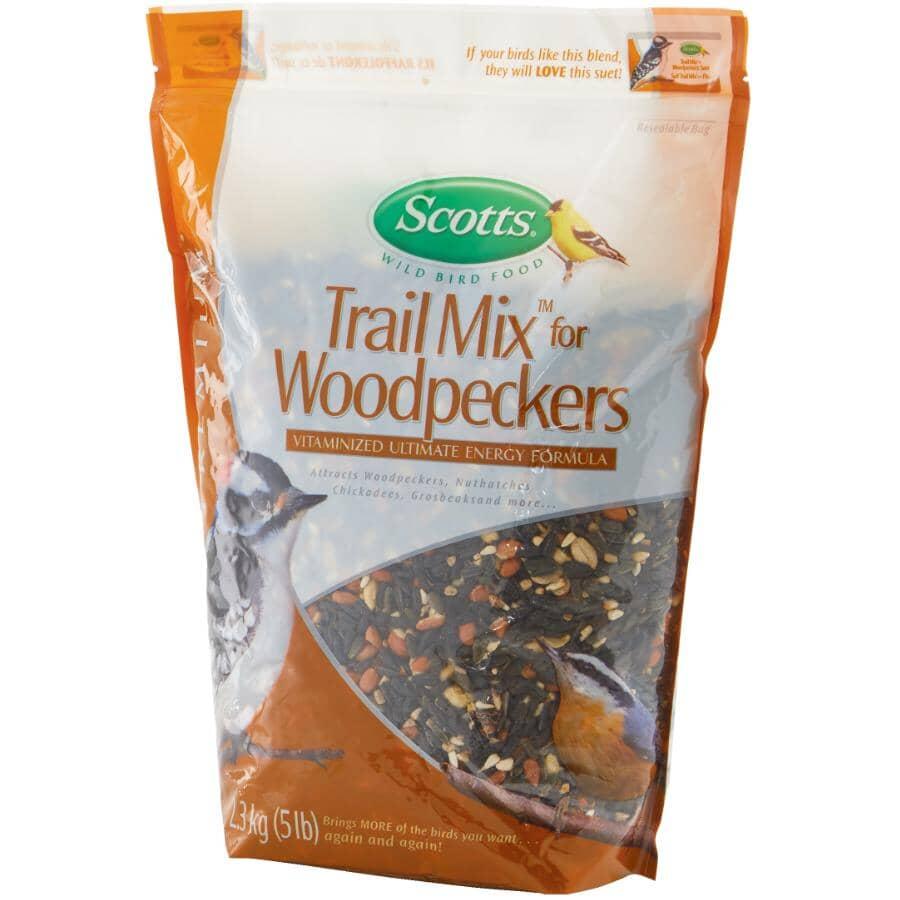SCOTTS WILD BIRD FOOD:Graines Trail Mix de première qualité pour pics-bois, 2,27 kg