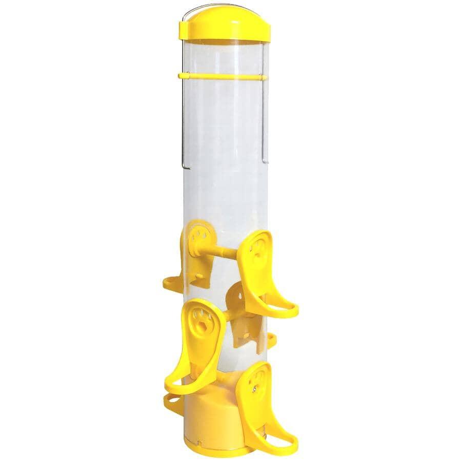 STOKES SELECT:Mangeoire tubulaire pour roselin, 15 po, capacité de 1,6 lb