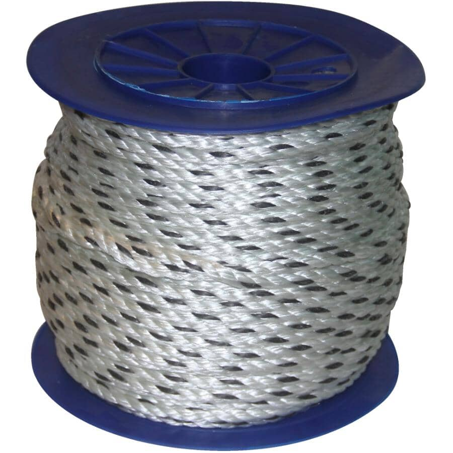 """CANADA CORDAGE:600' x 3/8"""" Twisted Combination Rope"""