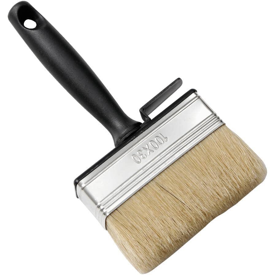 """GENERIC:Pure Stain Brush - 4""""/100 mm"""