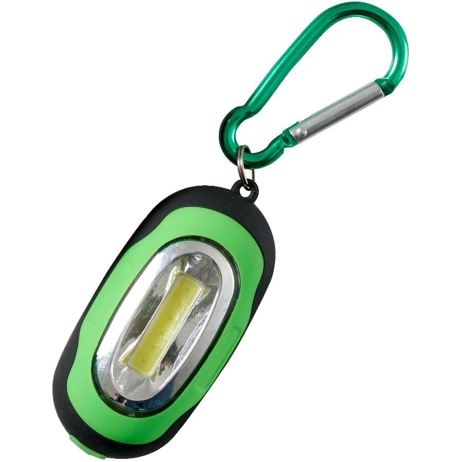 FOCUS ELECTRONICS:Light Keychain - Battery Operated, Assorted Colours