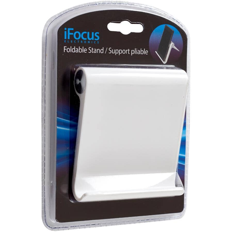 I FOCUS ELECTRONICS:Tablet & Phone Foldable Stand - Assorted Colours
