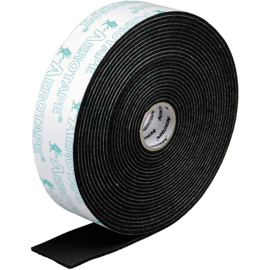 "ARMAFLEX:Thick EPDM Foam Insulation Tape - 2"" x 30"" x 1/8"""
